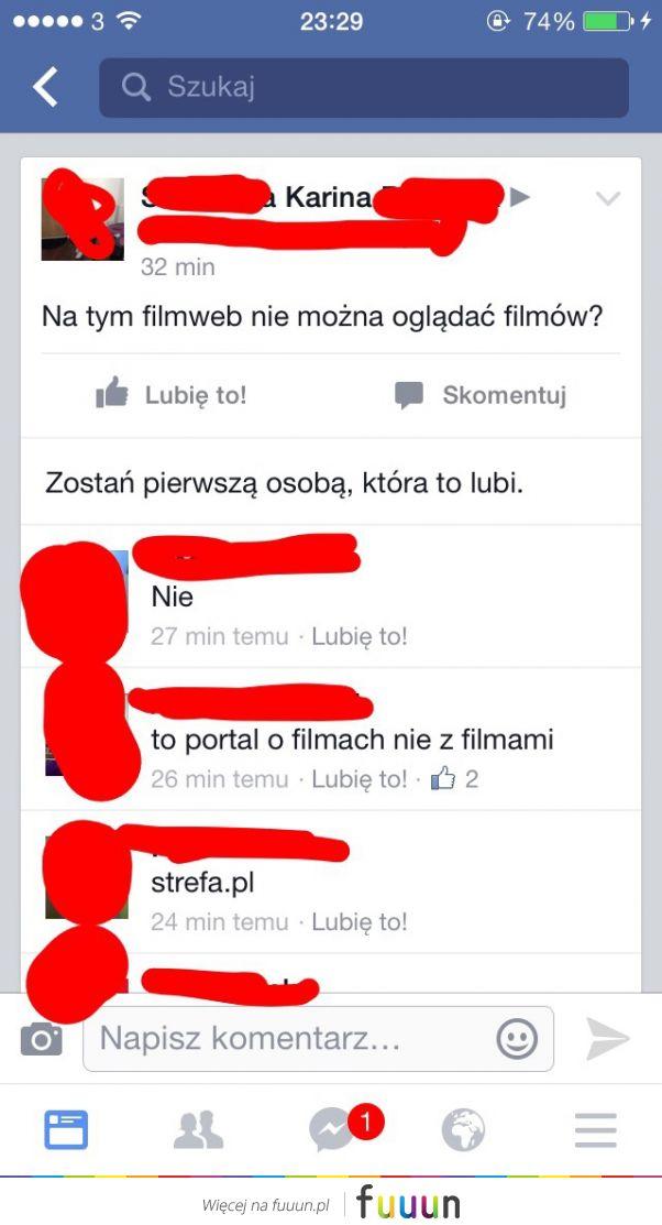 Karyna i Filmweb