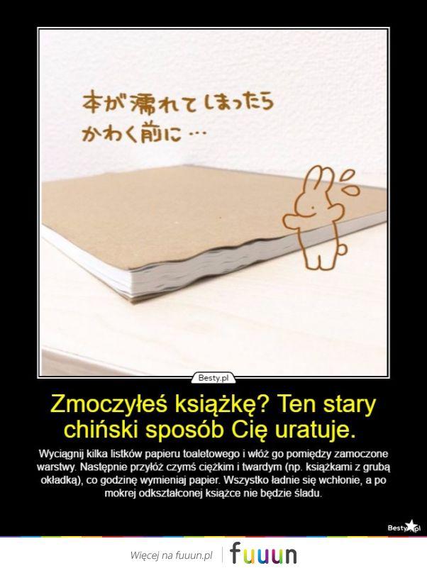 Mokra książka