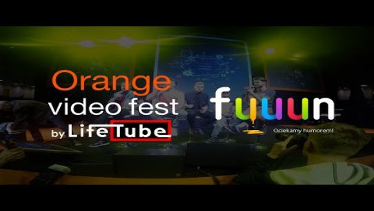 ORANGE VIDEO FEST 2015 - FUUUN ON THE ROAD #1