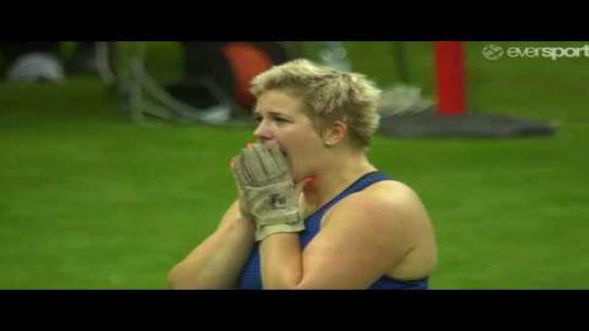 Anita Wlodarczyk 82.98m Breaks Hammer throw WORLD RECORD!! Kamila Skolimowska Memorial 2016 [HD]